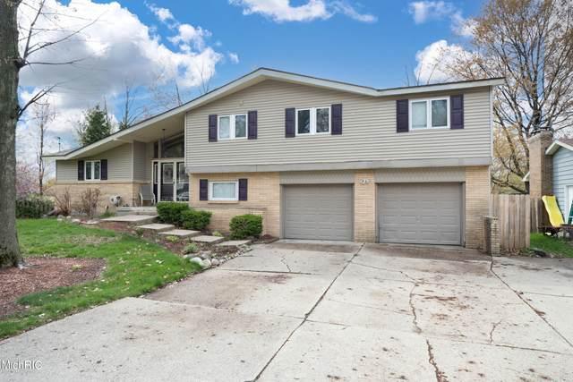 5843 Blaine Avenue SE, Kentwood, MI 49508 (MLS #21013322) :: JH Realty Partners
