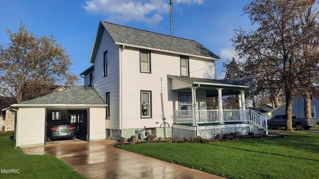 204 Buchanan Street, Bronson, MI 49028 (MLS #21013337) :: Keller Williams Realty | Kalamazoo Market Center