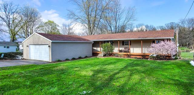 263 Donnell Drive, Coldwater, MI 49036 (MLS #21013338) :: Keller Williams Realty   Kalamazoo Market Center