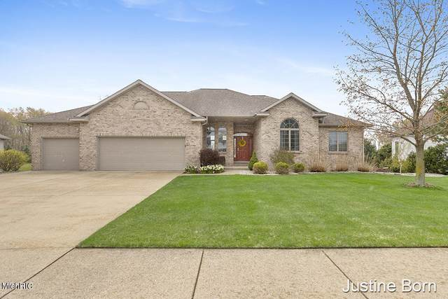 2576 Marfield Drive SW, Byron Center, MI 49315 (MLS #21013389) :: JH Realty Partners