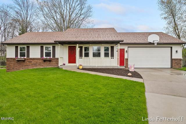 1411 Dewberry Court NE, Grand Rapids, MI 49505 (MLS #21013423) :: JH Realty Partners