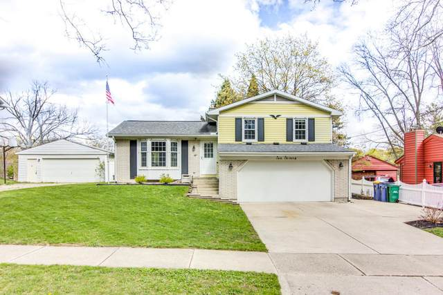 1030 Worcester Drive NE, Grand Rapids, MI 49505 (MLS #21013448) :: Ron Ekema Team