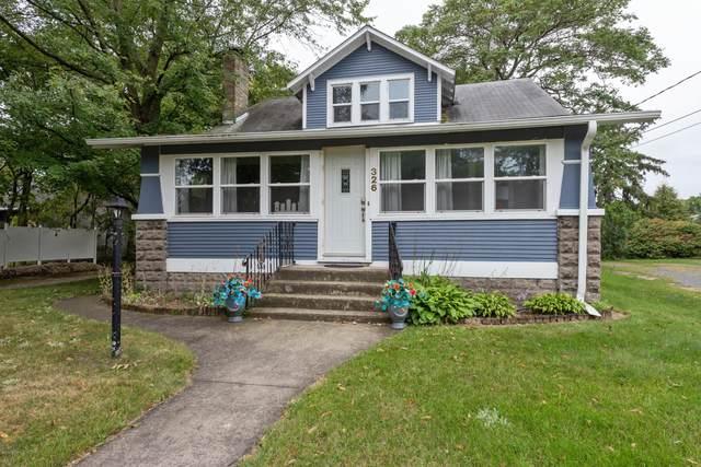 326 S Whittaker Street, New Buffalo, MI 49117 (MLS #21013458) :: JH Realty Partners