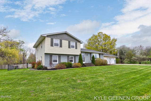 8360 Clyde Park Avenue SW, Byron Center, MI 49315 (MLS #21013460) :: JH Realty Partners
