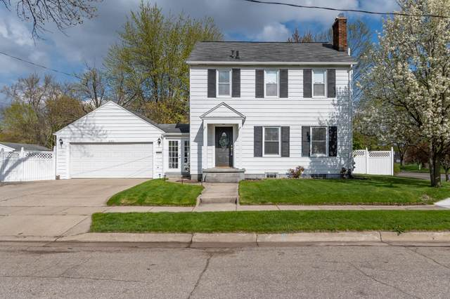 3125 Morgan Street, Kalamazoo, MI 49001 (MLS #21013488) :: Ron Ekema Team