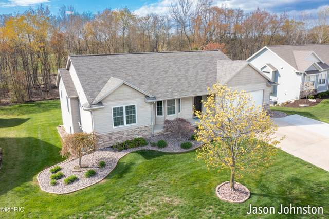 8665 Shore Way Drive SW, Byron Center, MI 49315 (MLS #21013507) :: JH Realty Partners