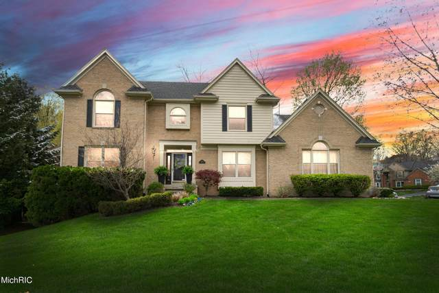 19595 Windridge Drive, Northville, MI 48167 (MLS #21013522) :: JH Realty Partners