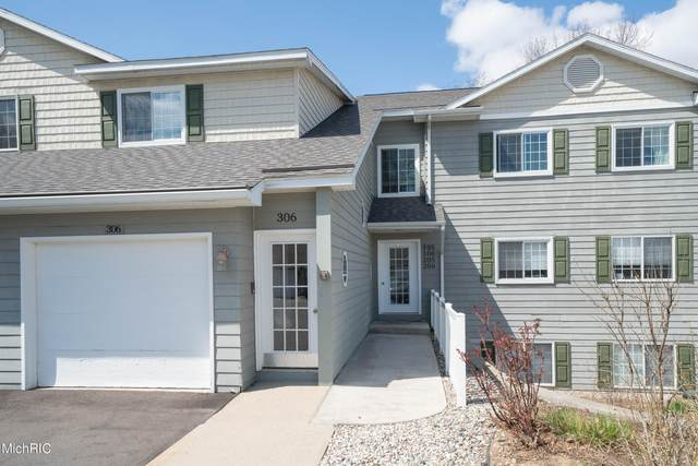 4128 W Centre Avenue #306, Portage, MI 49024 (MLS #21013571) :: Your Kzoo Agents