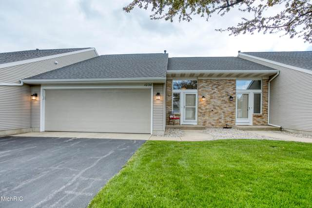 1036 Fairfield Drive, Hudsonville, MI 49426 (MLS #21013599) :: Your Kzoo Agents