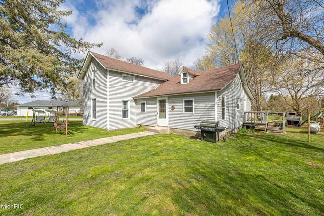 310 W Main Street, Leroy, MI 49655 (MLS #21013670) :: Keller Williams Realty | Kalamazoo Market Center