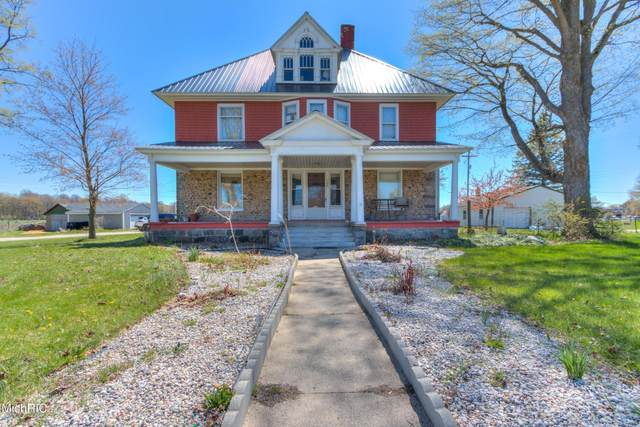 268 E South Avenue, Hesperia, MI 49421 (MLS #21013732) :: Keller Williams Realty | Kalamazoo Market Center