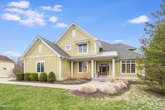 7259 Highfield Beach Drive, South Haven, MI 49090 (MLS #21013782) :: Your Kzoo Agents
