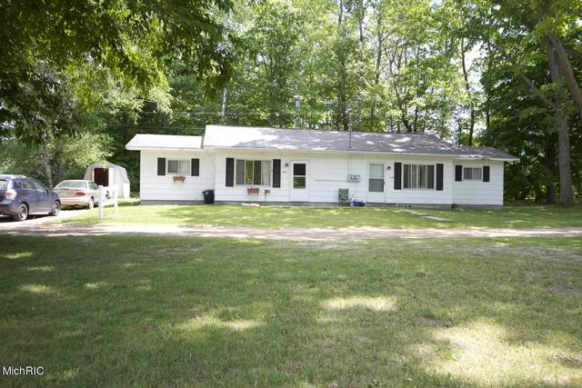 3440 E Colby Road, Stanton, MI 48888 (MLS #21013811) :: Keller Williams Realty | Kalamazoo Market Center