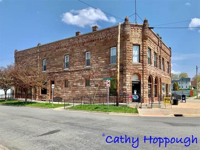 104 Prairie Street, Lyons, MI 48851 (MLS #21013853) :: Keller Williams Realty | Kalamazoo Market Center