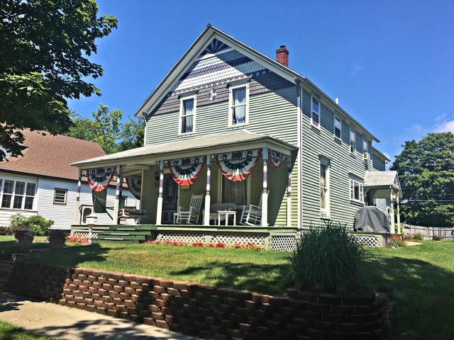 719 E Loomis Street, Ludington, MI 49431 (MLS #21013859) :: Keller Williams Realty | Kalamazoo Market Center