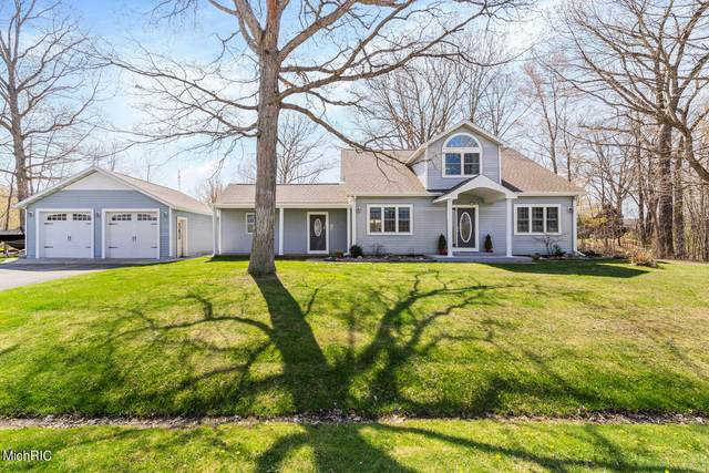 45551 Peninsula Drive E, Grand Junction, MI 49056 (MLS #21013871) :: Your Kzoo Agents
