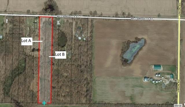 VL Lot A Williamsville, Vandalia, MI 49095 (MLS #21013876) :: Keller Williams Realty | Kalamazoo Market Center