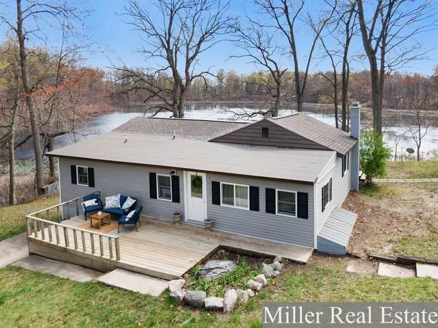 6415 Osprey Drive, Delton, MI 49046 (MLS #21013921) :: Keller Williams Realty | Kalamazoo Market Center