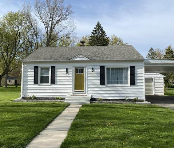 80 S Circle Drive, Coldwater, MI 49036 (MLS #21014037) :: Your Kzoo Agents