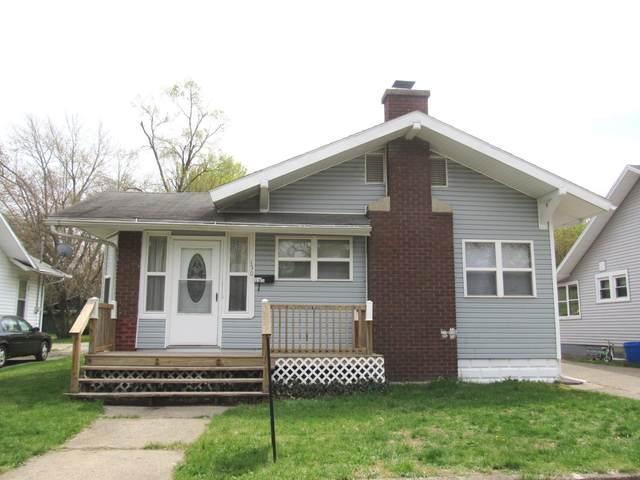 150 Parker Avenue, Benton Harbor, MI 49022 (MLS #21014065) :: Your Kzoo Agents