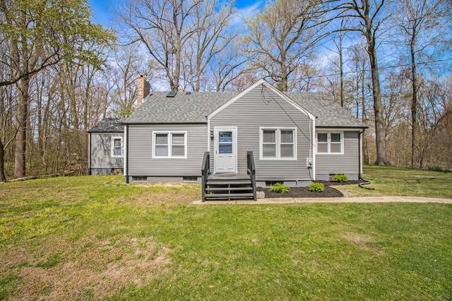16002 Lakeside Road, Union Pier, MI 49129 (MLS #21014190) :: Your Kzoo Agents