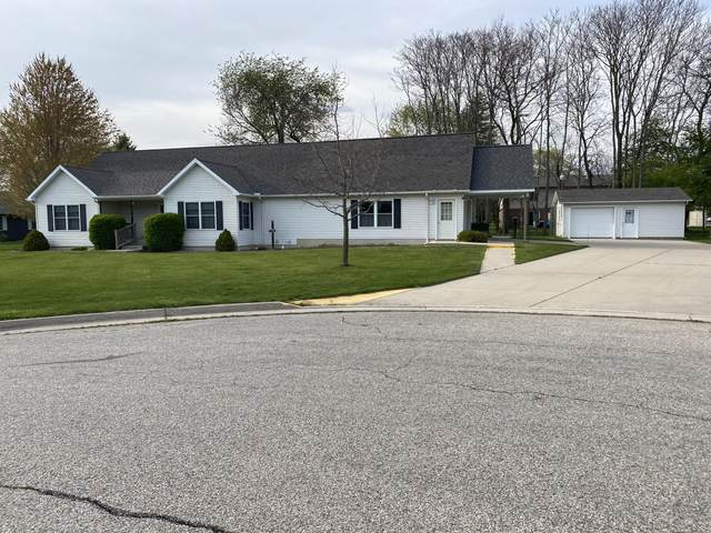 3 Heritage Court, Coldwater, MI 49036 (MLS #21014207) :: Your Kzoo Agents