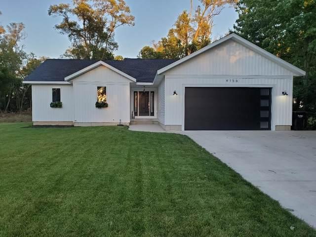 4156 Ivanrest Avenue SW, Grandville, MI 49418 (MLS #21014283) :: Keller Williams Realty | Kalamazoo Market Center