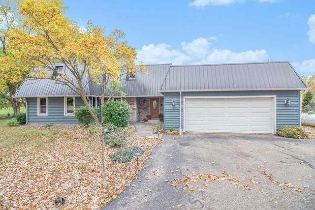 11700 Hadley Road, Litchfield, MI 49252 (MLS #21014306) :: Your Kzoo Agents