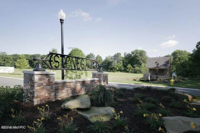 163 Stonegate Court, Battle Creek, MI 49015 (MLS #21014351) :: Keller Williams Realty | Kalamazoo Market Center