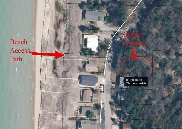 Montgomery Boulevard, Pentwater, MI 49449 (MLS #21014475) :: Deb Stevenson Group - Greenridge Realty