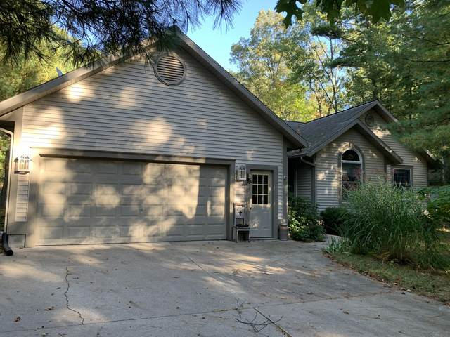 6356 Cheyenne Road, Pentwater, MI 49449 (MLS #21014537) :: Deb Stevenson Group - Greenridge Realty