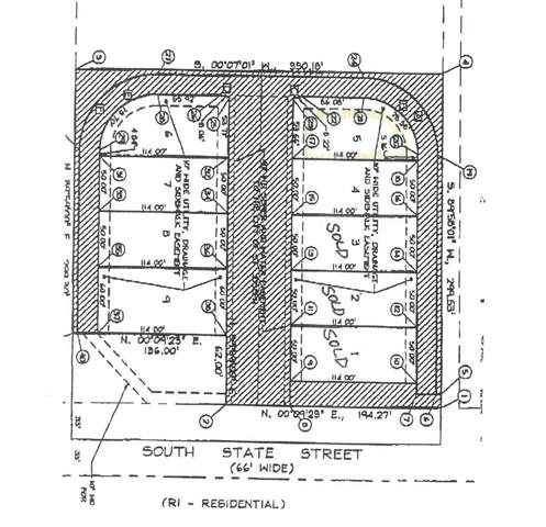 554 Chapin Boulevard Lot 8, St. Joseph, MI 49085 (MLS #21014562) :: Your Kzoo Agents