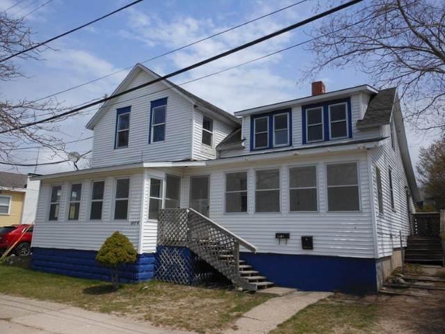 1464 Beach Street, Muskegon, MI 49441 (MLS #21014721) :: BlueWest Properties