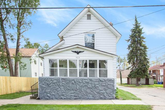 502 Myrtle Street NW, Grand Rapids, MI 49504 (MLS #21014728) :: Your Kzoo Agents