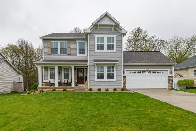 2505 Avalon Woods Drive, Portage, MI 49024 (MLS #21014739) :: Deb Stevenson Group - Greenridge Realty