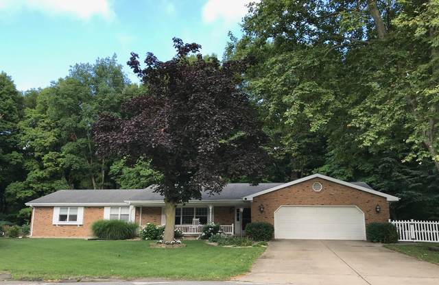 3041 Bluffwood Place, St. Joseph, MI 49085 (MLS #21014764) :: Your Kzoo Agents
