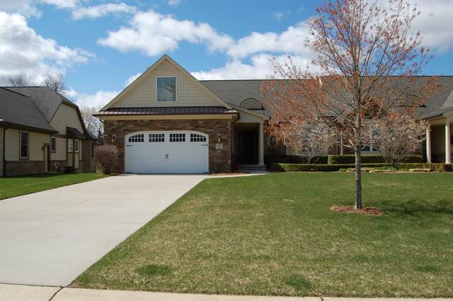12187 Tullymore Drive #38, Stanwood, MI 49346 (MLS #21014817) :: Your Kzoo Agents