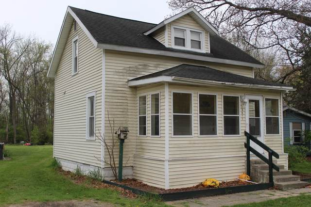 347 Broad Street, Michigan Center, MI 49254 (MLS #21014823) :: Keller Williams Realty | Kalamazoo Market Center