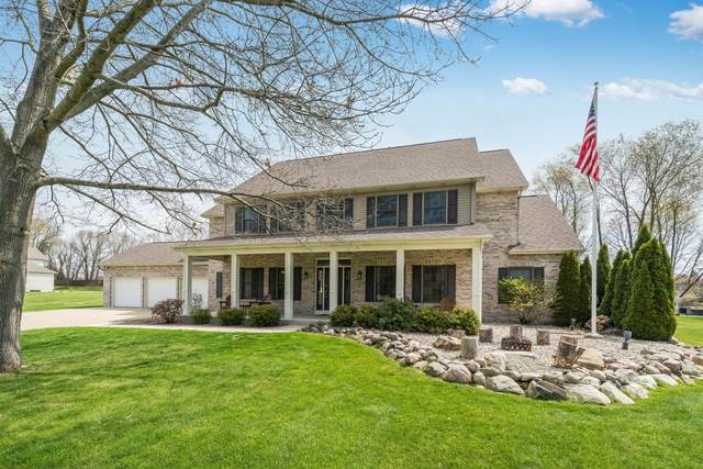 6842 Shallowford Way, Portage, MI 49024 (MLS #21014878) :: Deb Stevenson Group - Greenridge Realty