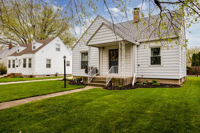 2605 Willa Drive, St. Joseph, MI 49085 (MLS #21014902) :: Keller Williams Realty | Kalamazoo Market Center
