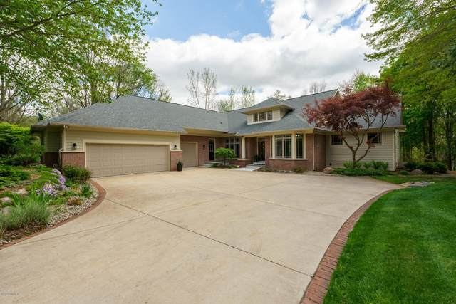 6343 Whitney Woods, Richland, MI 49083 (MLS #21014984) :: Keller Williams Realty | Kalamazoo Market Center