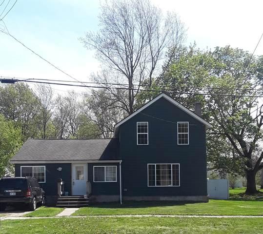 15 Cole Street, Quincy, MI 49082 (MLS #21015032) :: Keller Williams Realty | Kalamazoo Market Center
