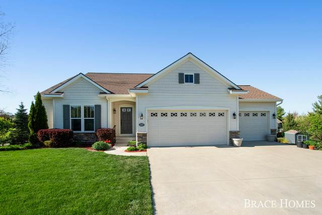 1327 Madrid Drive SW, Byron Center, MI 49315 (MLS #21015070) :: Your Kzoo Agents