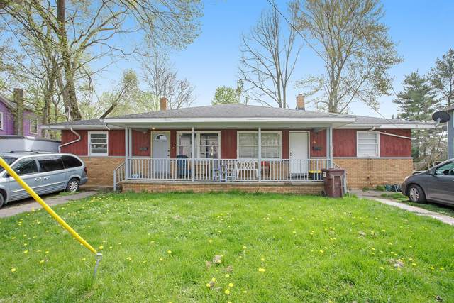 186 Cherry Street, Battle Creek, MI 49017 (MLS #21015113) :: Keller Williams Realty | Kalamazoo Market Center