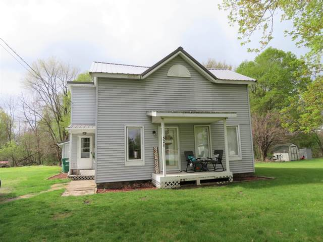 520 E Main Street, Burr Oak, MI 49030 (MLS #21015119) :: Keller Williams Realty | Kalamazoo Market Center