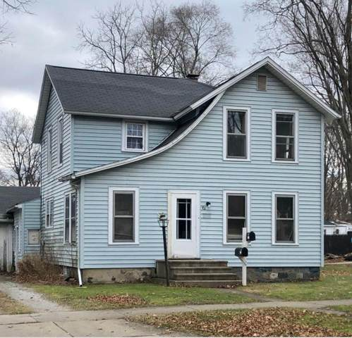 85 S West Street, Hillsdale, MI 49242 (MLS #21015151) :: Your Kzoo Agents
