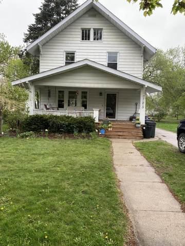723 Pine Avenue, Alma, MI 48801 (MLS #21015169) :: Keller Williams Realty | Kalamazoo Market Center