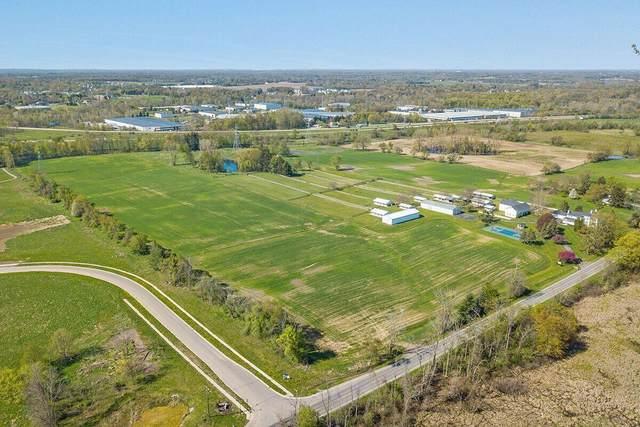 0 4 Mile Parcel 2 Road NW, Grand Rapids, MI 49534 (MLS #21015181) :: Ginger Baxter Group