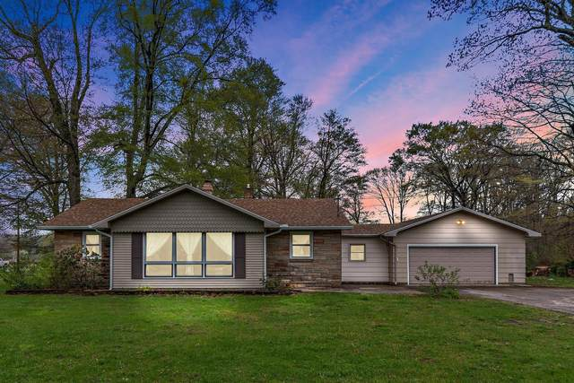 4120 Sawyer Road, Sawyer, MI 49125 (MLS #21015197) :: Keller Williams Realty | Kalamazoo Market Center