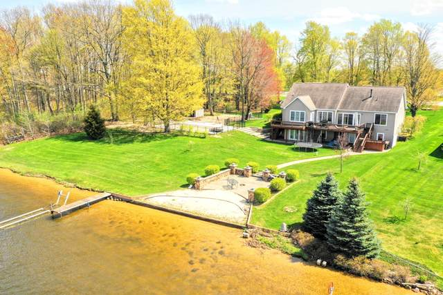 1026 N Clubhouse Drive, Lake Isabella, MI 48893 (MLS #21015228) :: JH Realty Partners